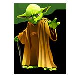 Yoda in Star Wars movie