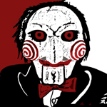 Jigsaw in Saw movie