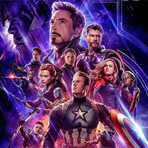 Avengers Endgame Sample Voices