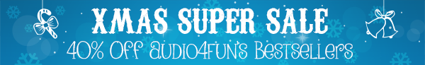 Xmas Super Sale - 40% OFF