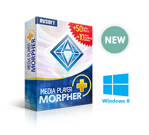 Media Player Morpher Plus