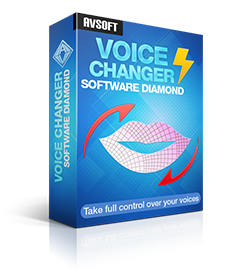 Voice Changer Software Diamond 8.0 - 40% OFF