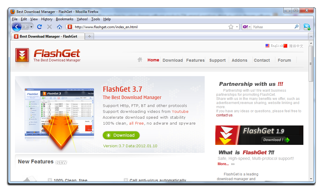 Software Product Description Easy Flashget crack 1.8 is an easy-to-use vers