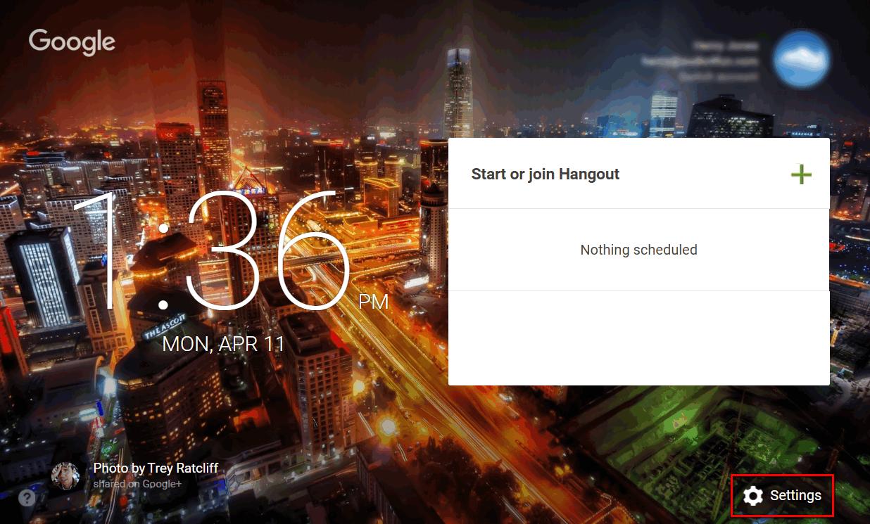 Change Voice in Google Hangouts Video Calls 2
