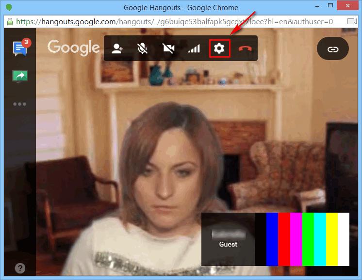 Change Voice in Google Hangouts Video Calls 7