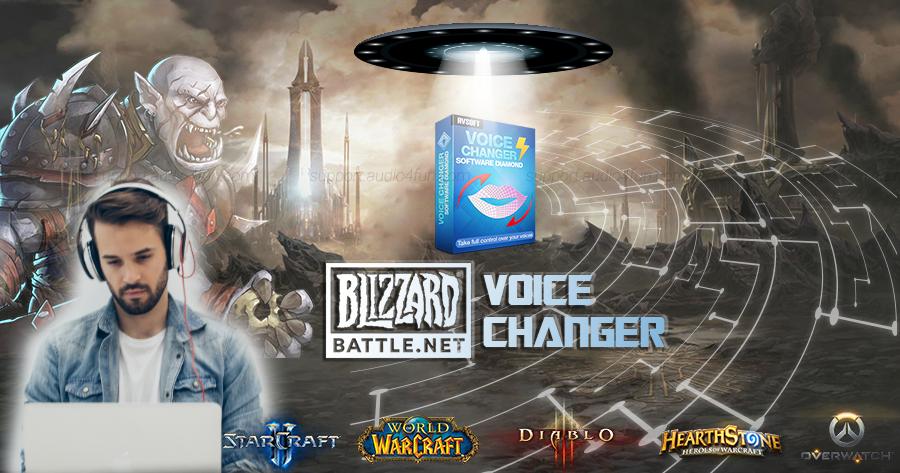 Blizzard Voice Changer