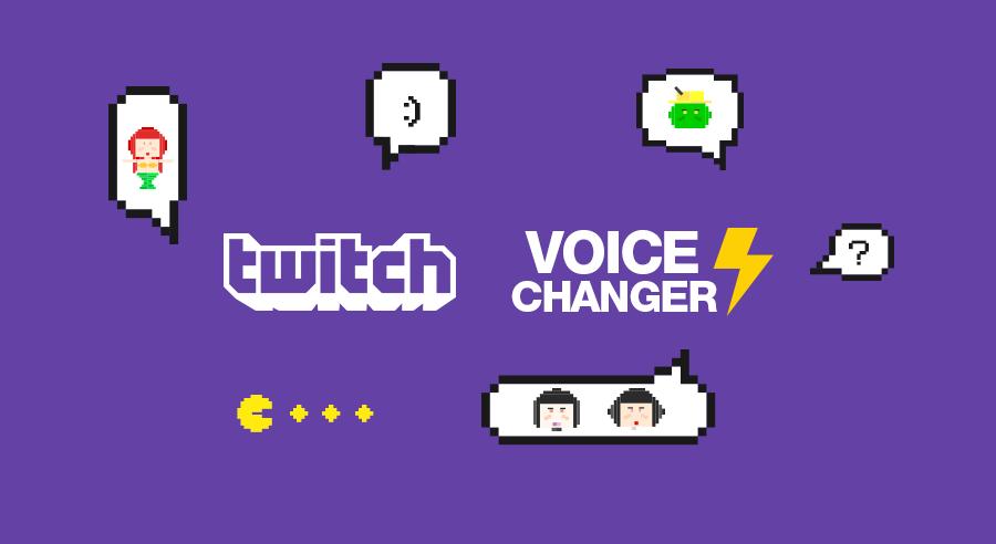 Twitch Voice Changer