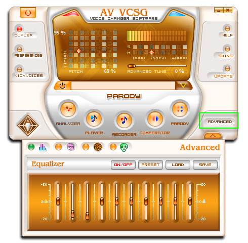 Voice Changer Software Gold - How to Talk Like Jigsaw in Saw