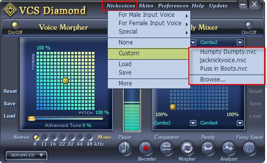 Download av voice changer diamond 7. 0. 29 free downloads-onx.