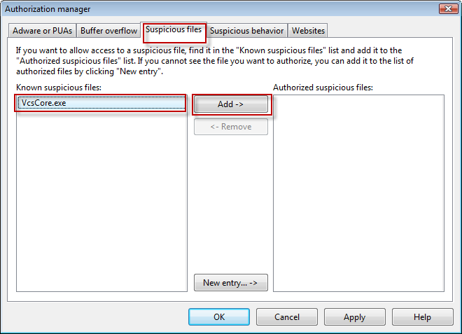 How to remove Voice Changer Software Gold 7 0 from the block list by