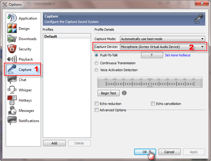 Change voice while using TeamSpeak 3 with Voice Changer Software ...